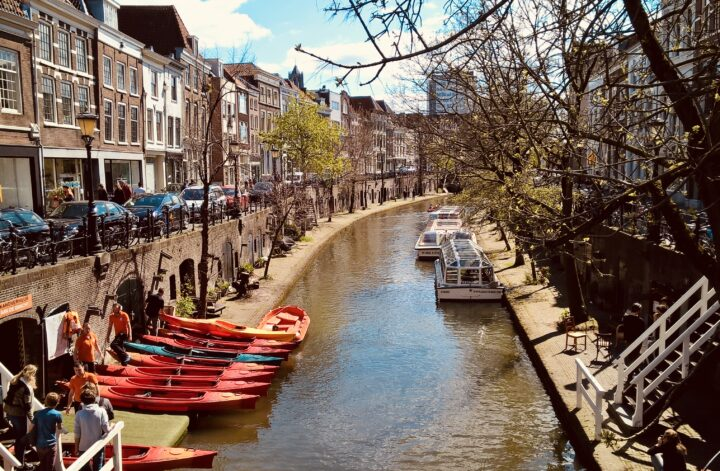 Canals in Utrecht what else