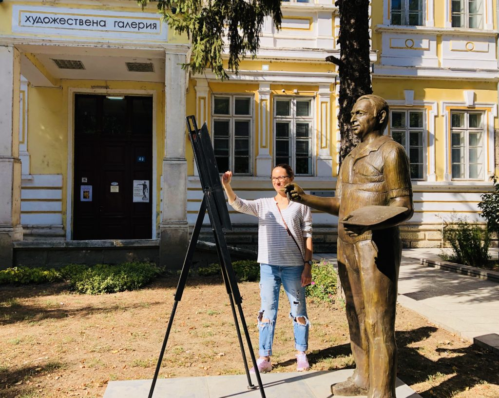 Things to do and discover Silistra - the apricot paradise of Bulgaria - Art Gallery Silistra