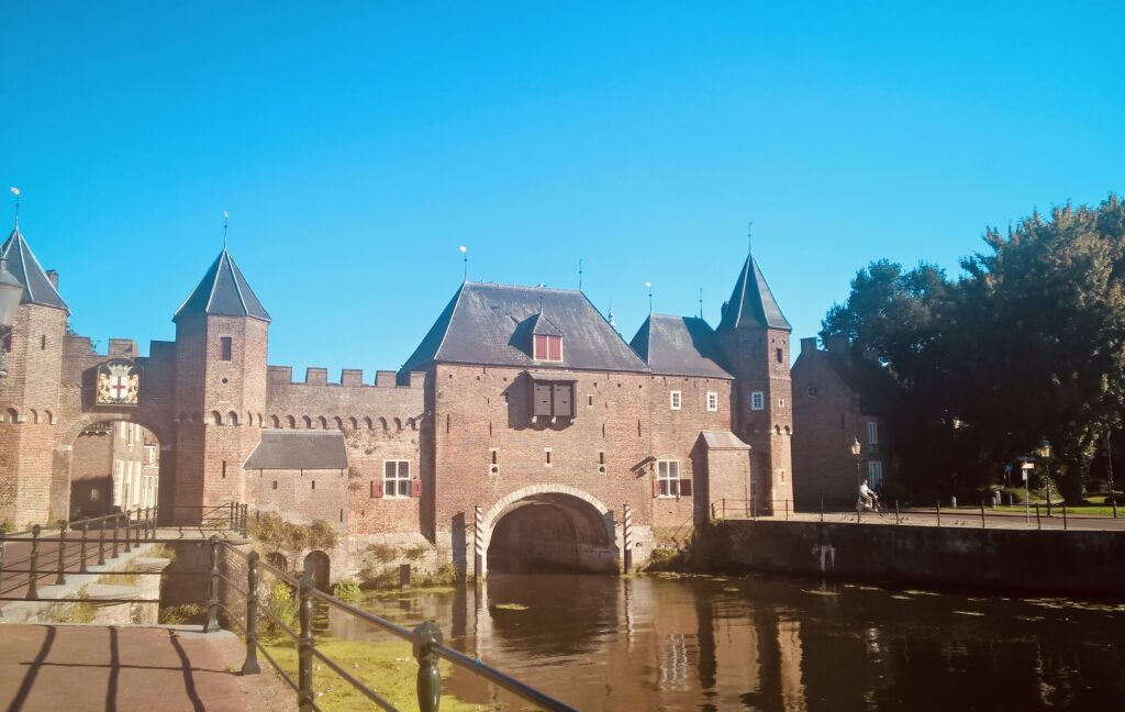 Three Dutch cities other than Amsterdam worth visiting - Amersfoort Medieval gate Koppelpoor