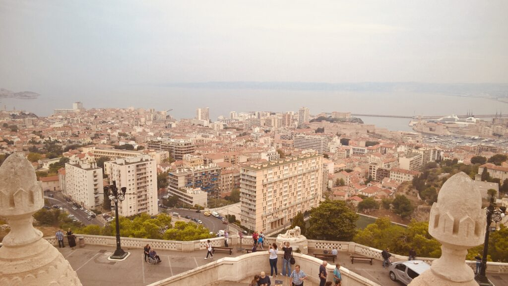 How to enjoy Marseille and chase the summer mood - Notre-Dame de la Garde