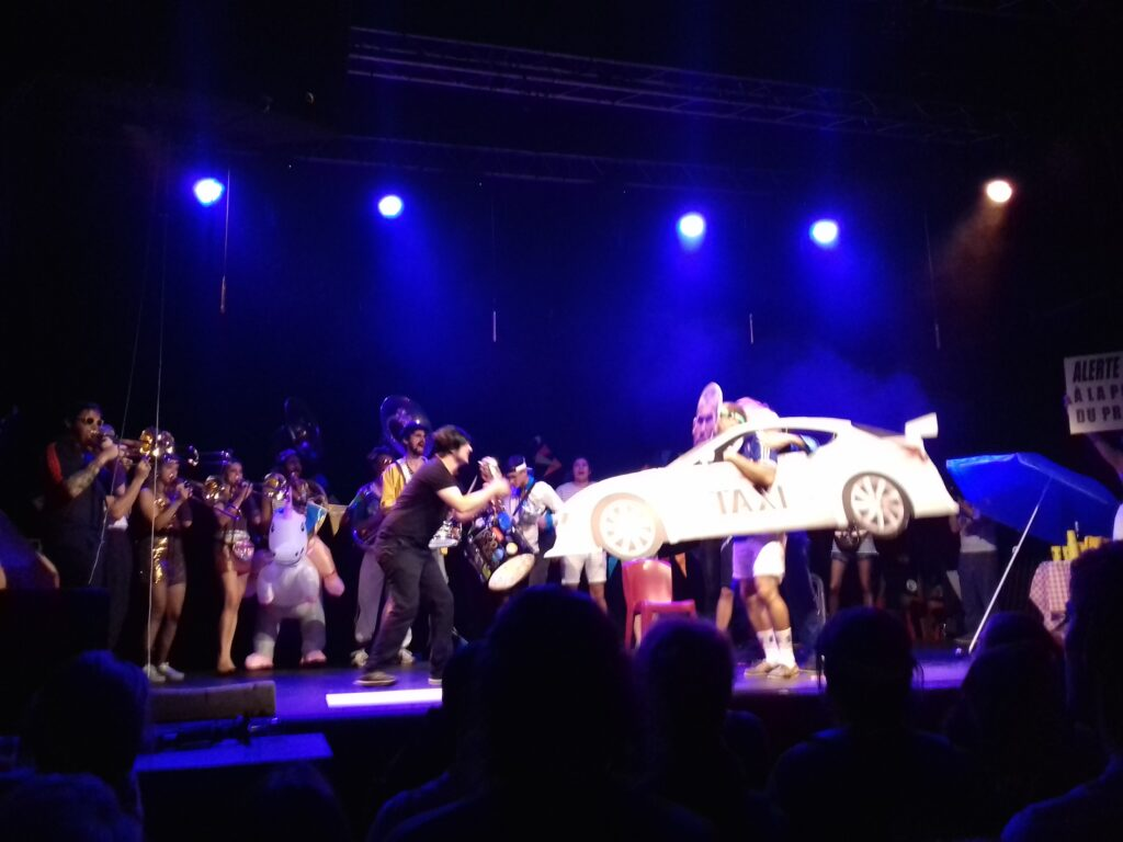 How to enjoy festive Marseille - International Fanfare Competition