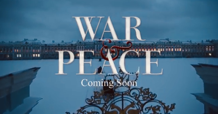 War and Peace by Tolstoy