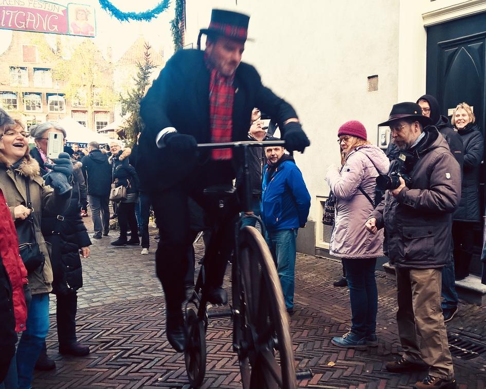 Dickens Festival in Deventer - David Copperfield