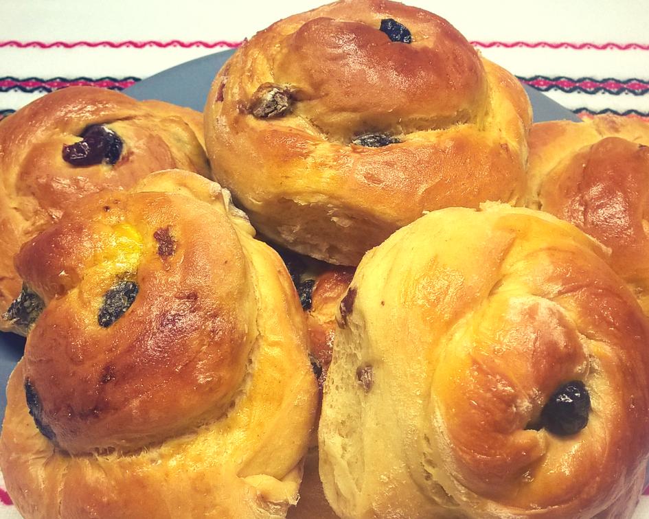 Favourite international pastry - Swdish Kanelbullar