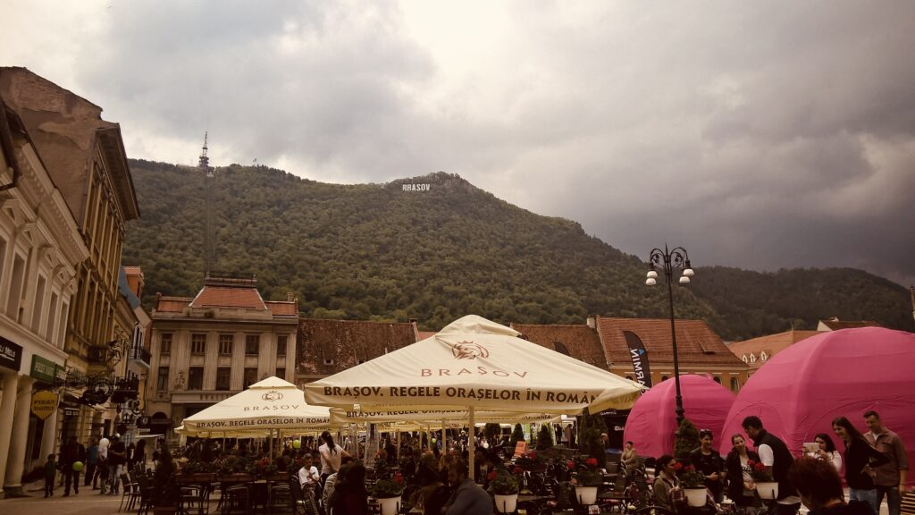 Waiting for Dracula - Brasov