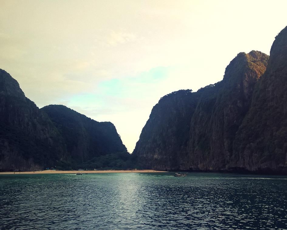 Maya Bay and The Beach