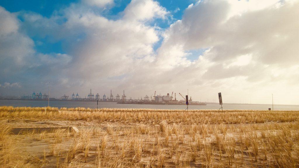 Destination Rotterdam, the most modern city in the Netherlands - Maasvlakte