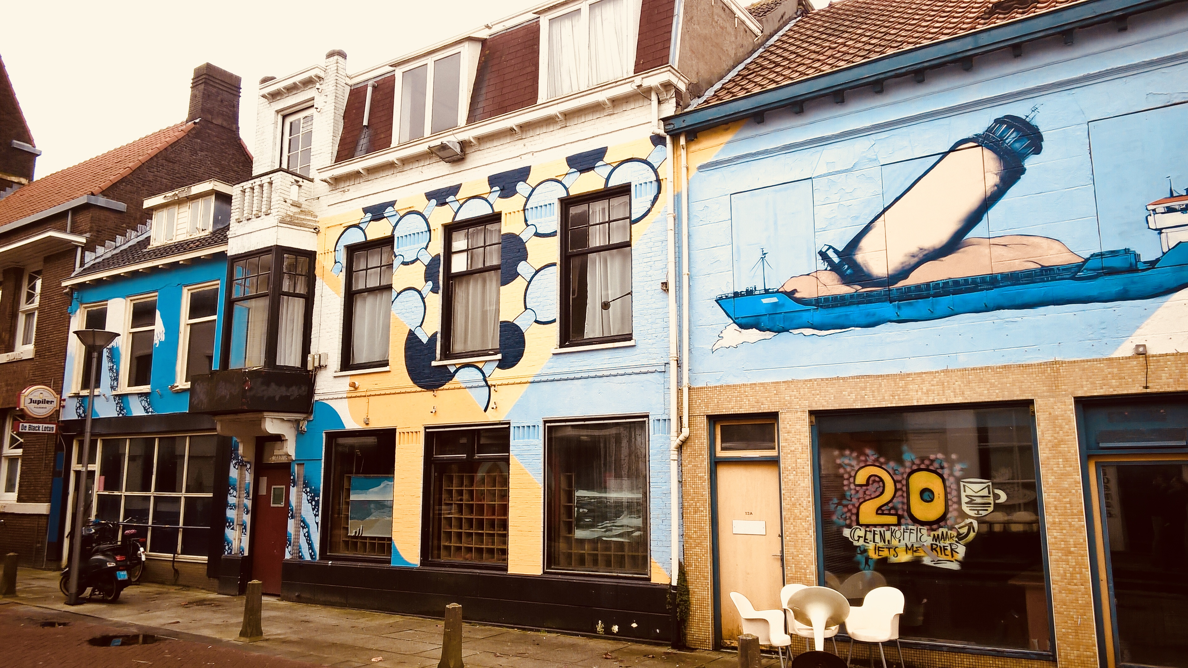 5 things to do in Zeeland, the Netherlands out of the season - Terneuzen street art