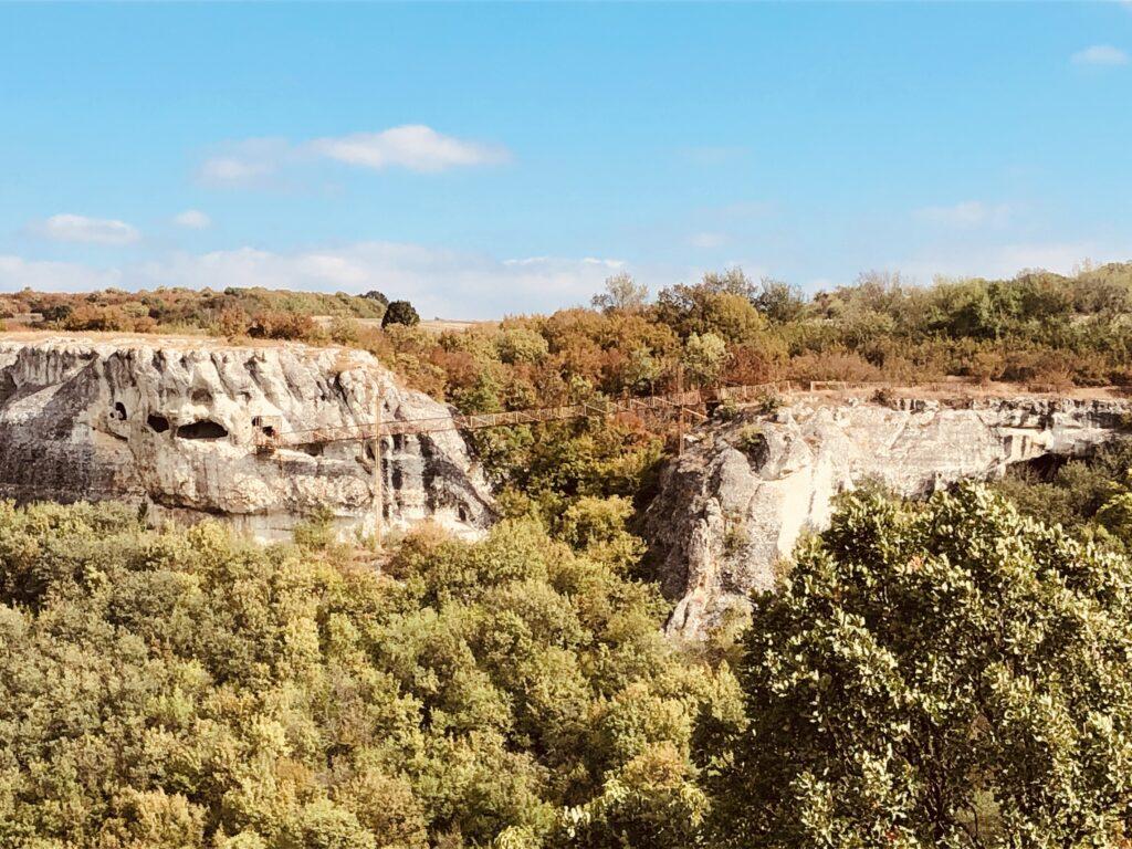 Shashkanite Rock Monastery