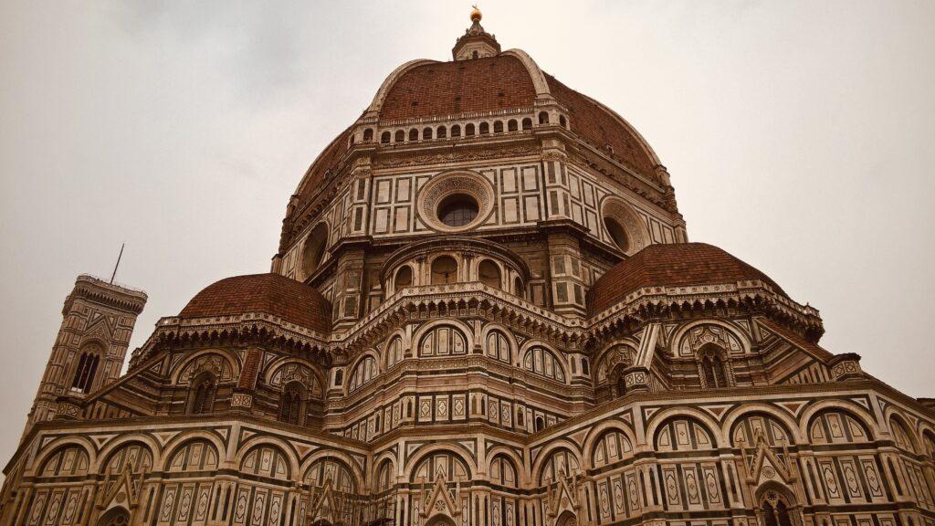 Piazza del Duomo and Il Duomo di Firenze