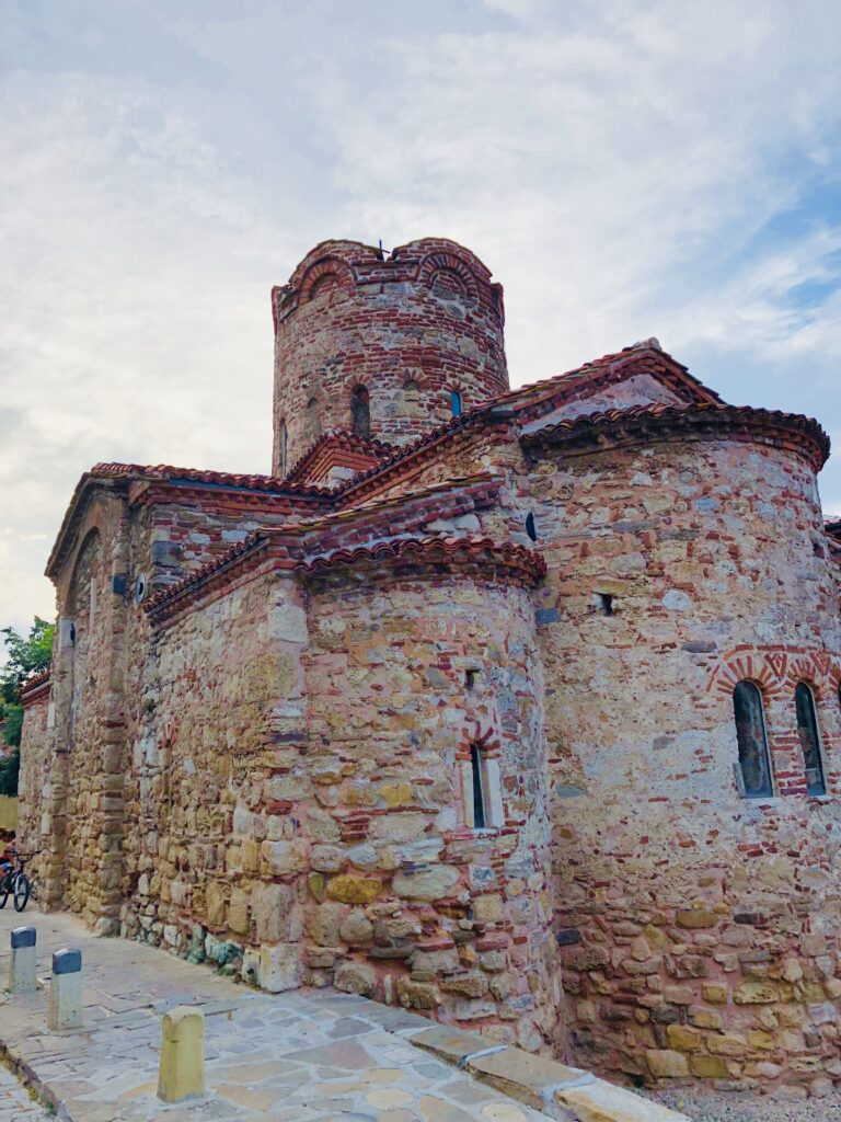 23 Churches reserved in Nessebar