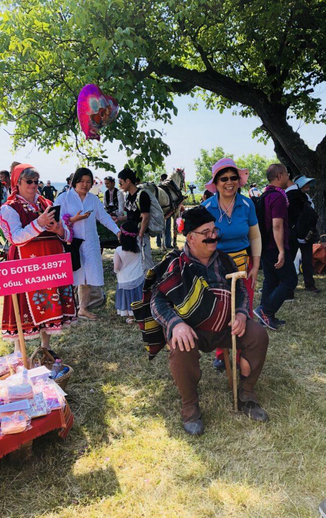 Rose Festival in Kazanlak