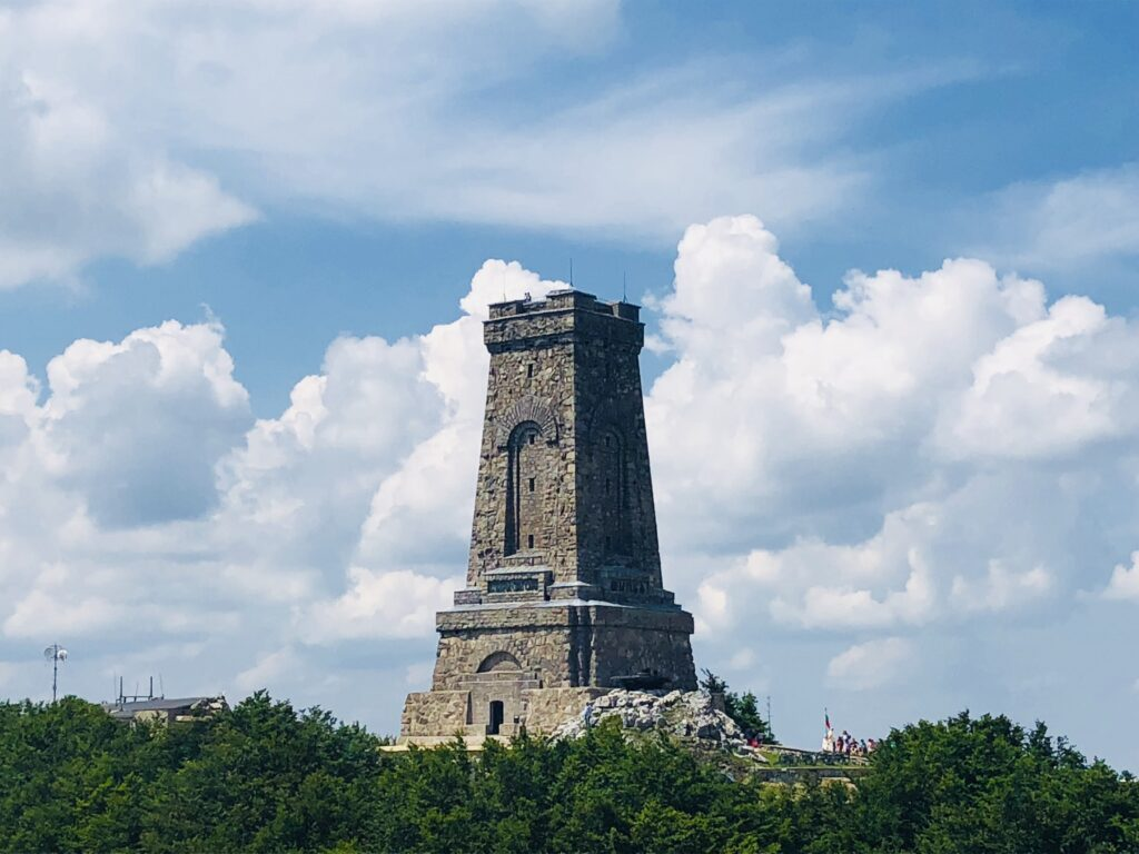 Shipka Monument Bulgaria