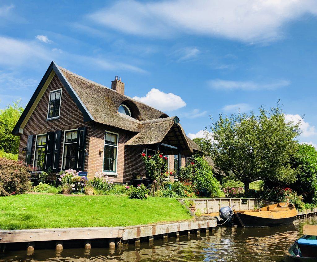 Werkendam in the Netherlands