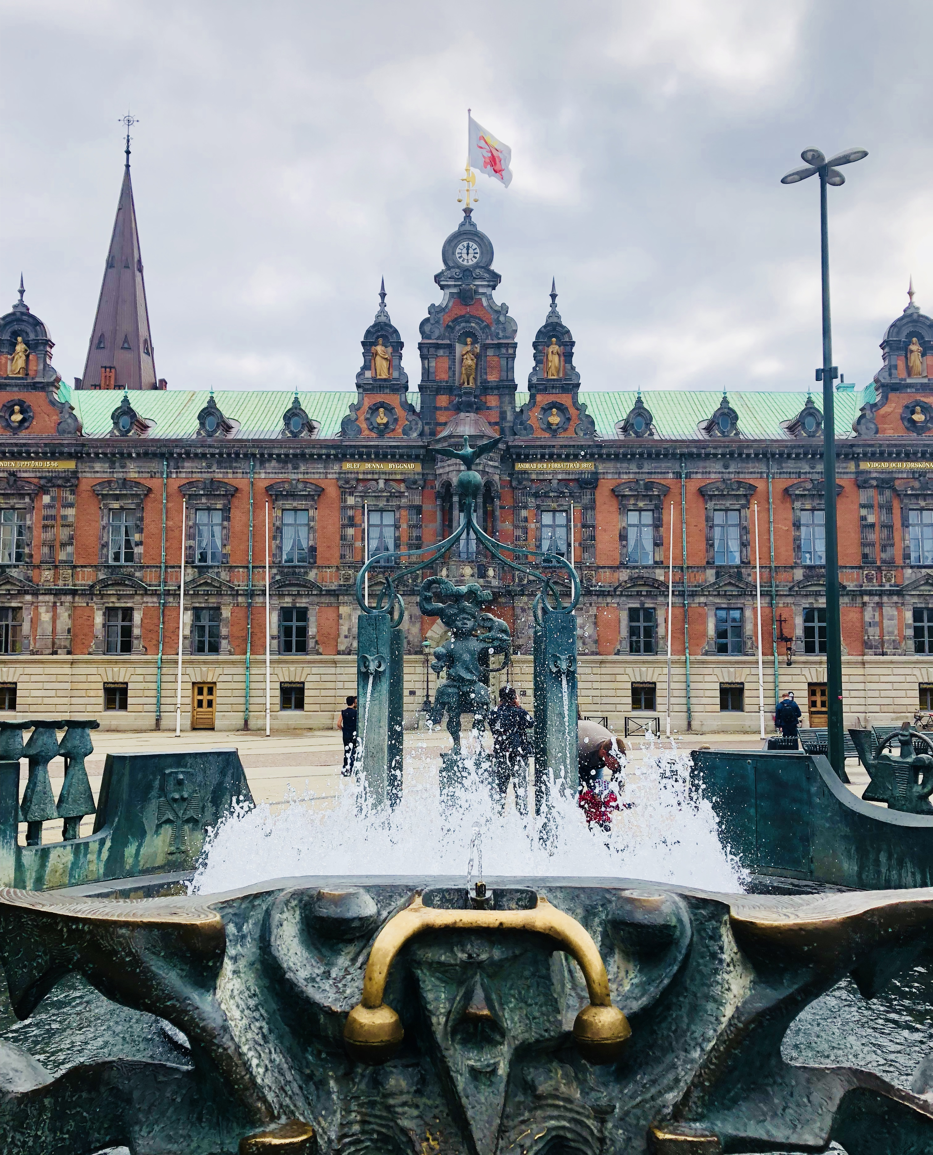 Malmo city square.JPG