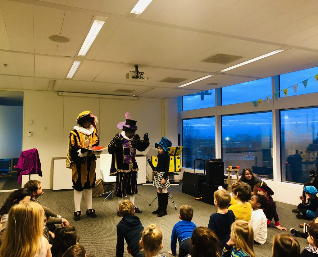 Lets' celebrate Christmas a la Dutch - Sinterklaas arrival