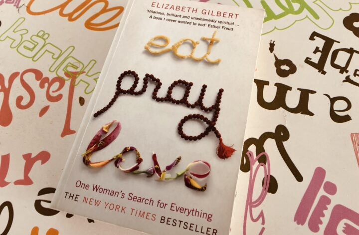 3 books that stand out of my list Eat, pray, love The Virgin Way and How to Stop Worrying and Start Living