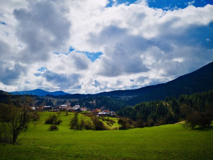 Yoga retreat in Yagodina village in the heart of the Rhodopes mountains