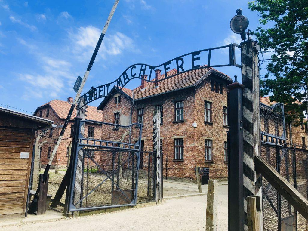 First six months of 2019 - what new adventures did I enjoy? - Auschwitz - Birkenau