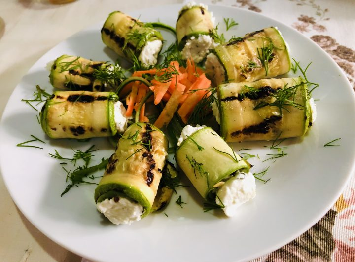 Bulgarian summer dishes