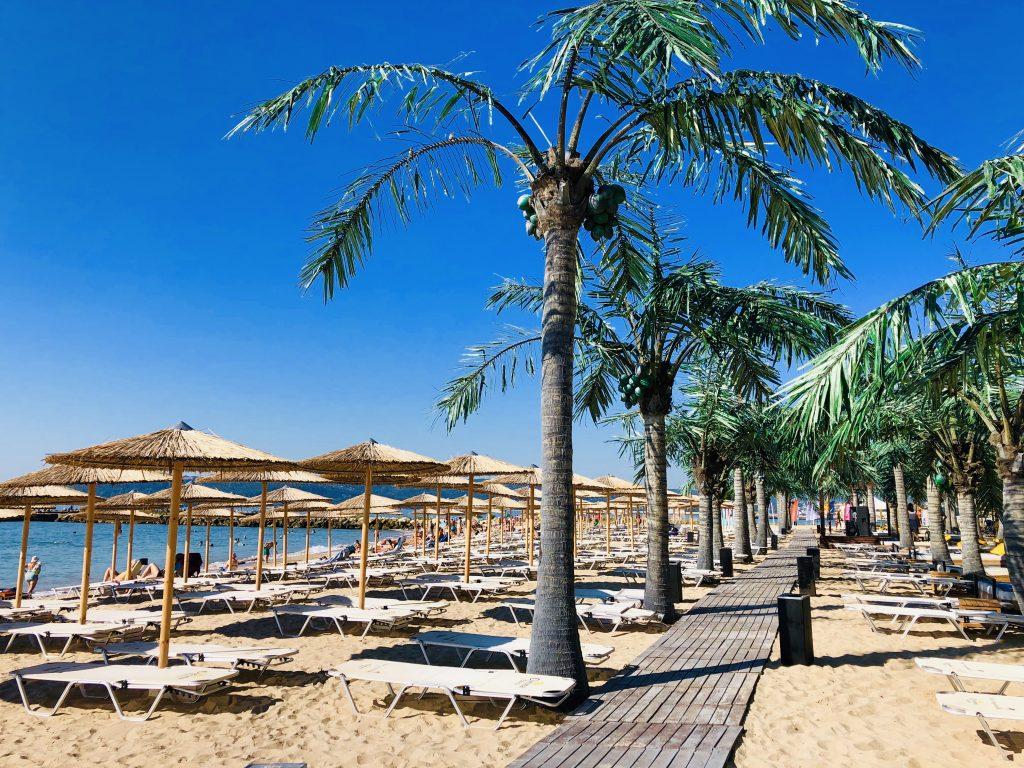 Rappongi beach Varna