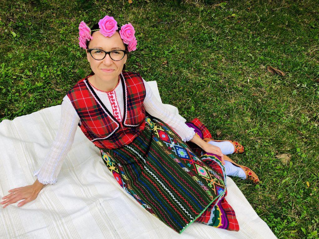 Bulgarian National Costume Festival of Zheravna