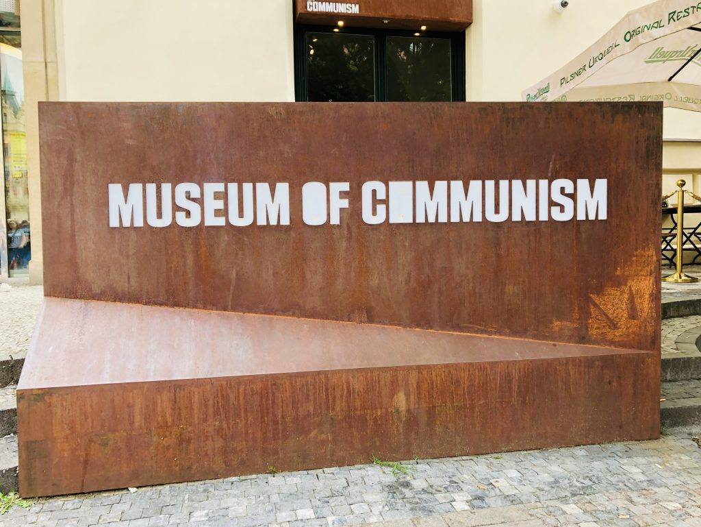 Museum of Communism in Prague