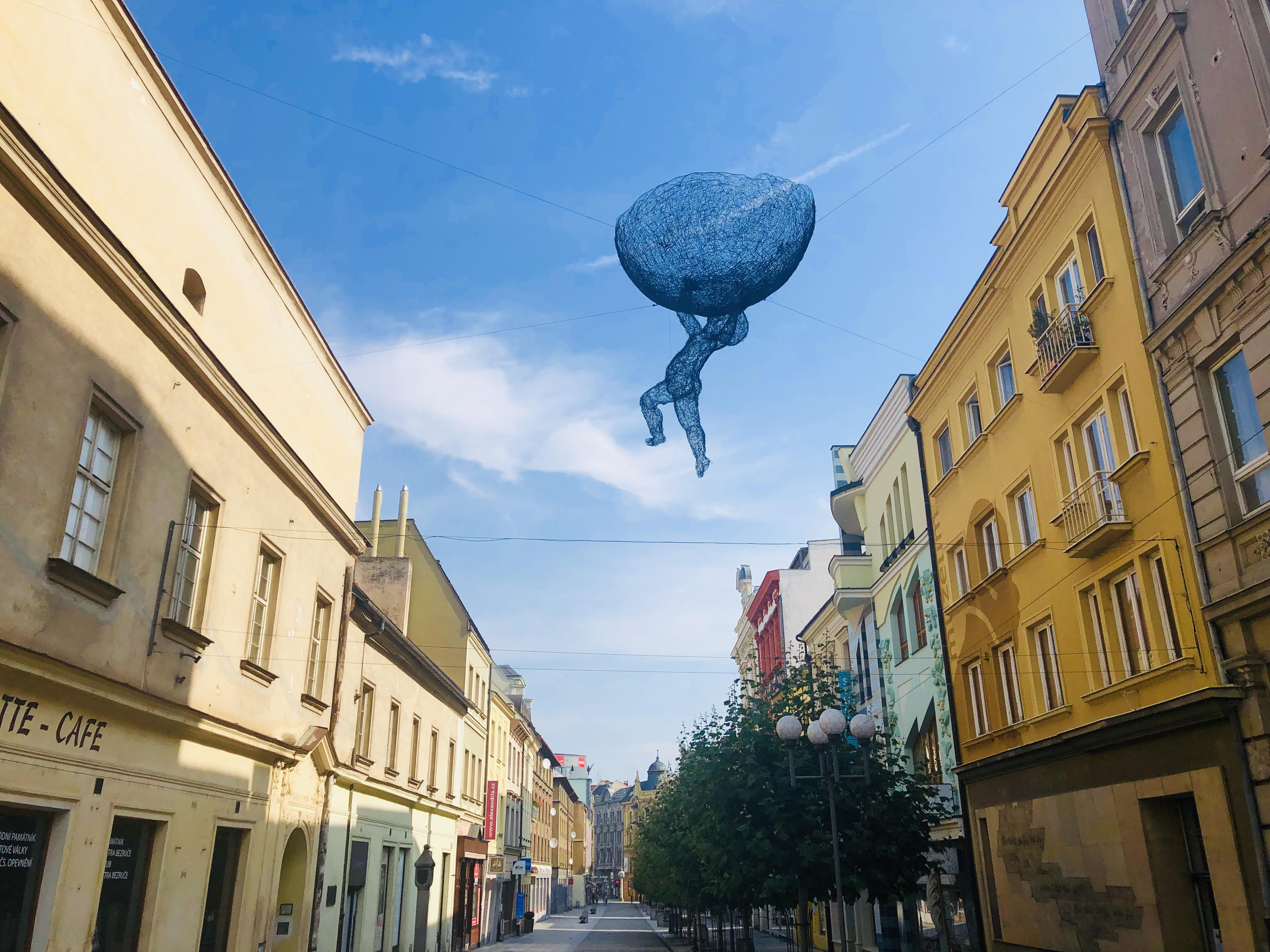 Street art in Opava