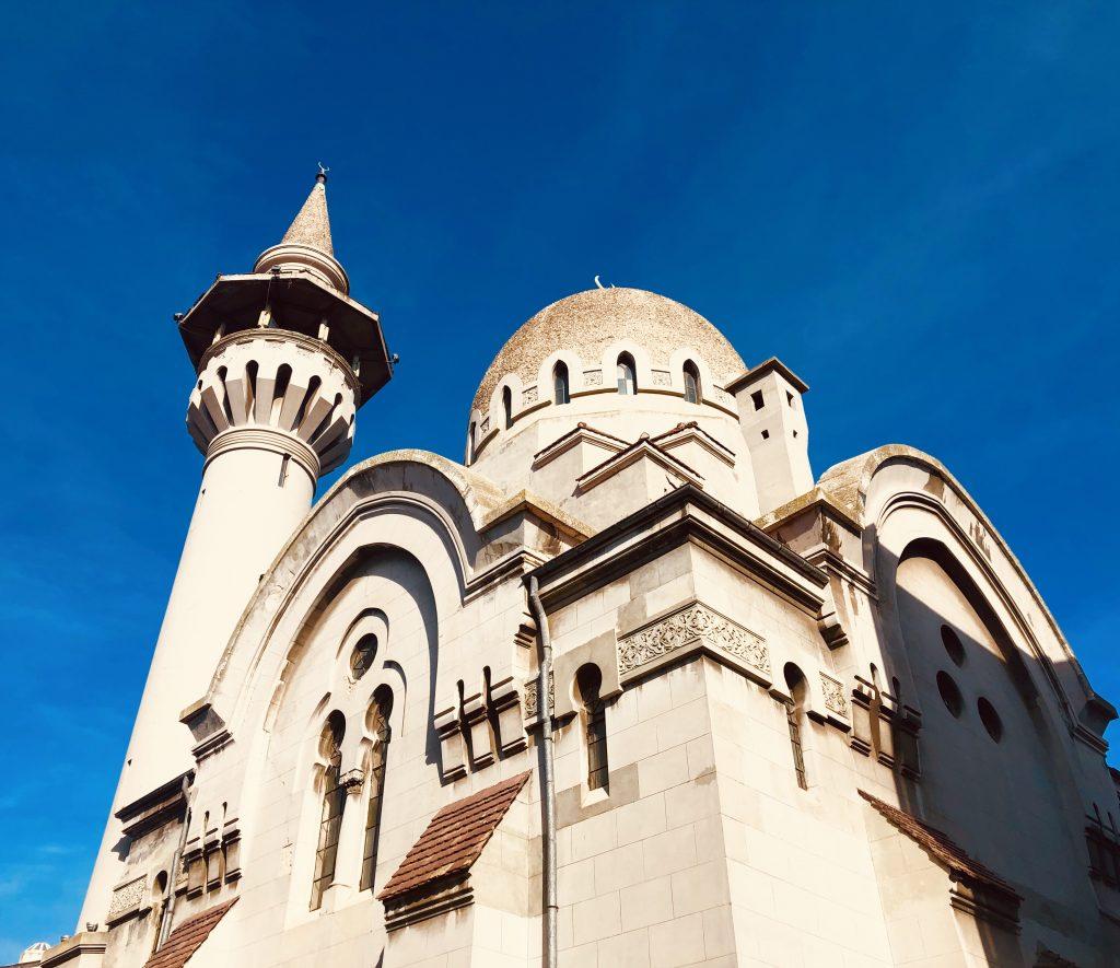 Mosque Carol I Constanta