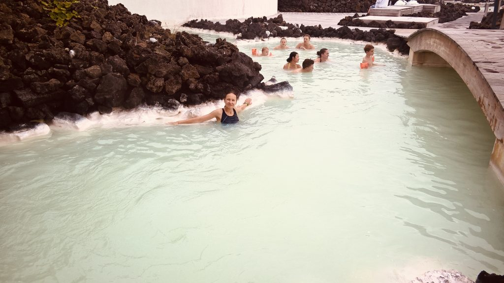 How to plan a 4-days breathtaking itinerary to Iceland - Blue Lagoon
