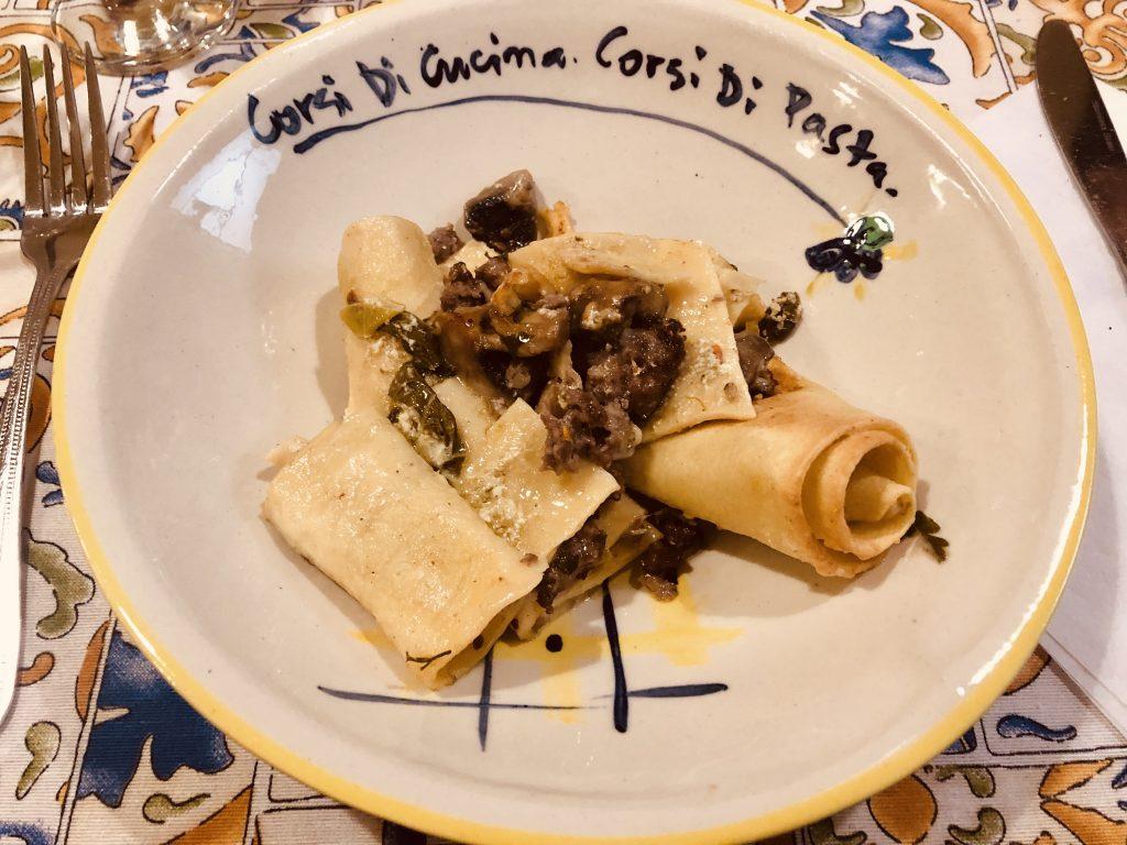 Favourite international dish - Pasta carbonara
