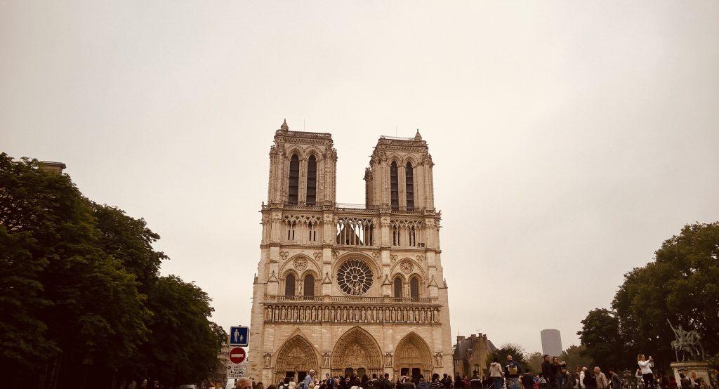 Paris, je t'aime - itinerary for one Parisian weekend - Notre Dame de Paris
