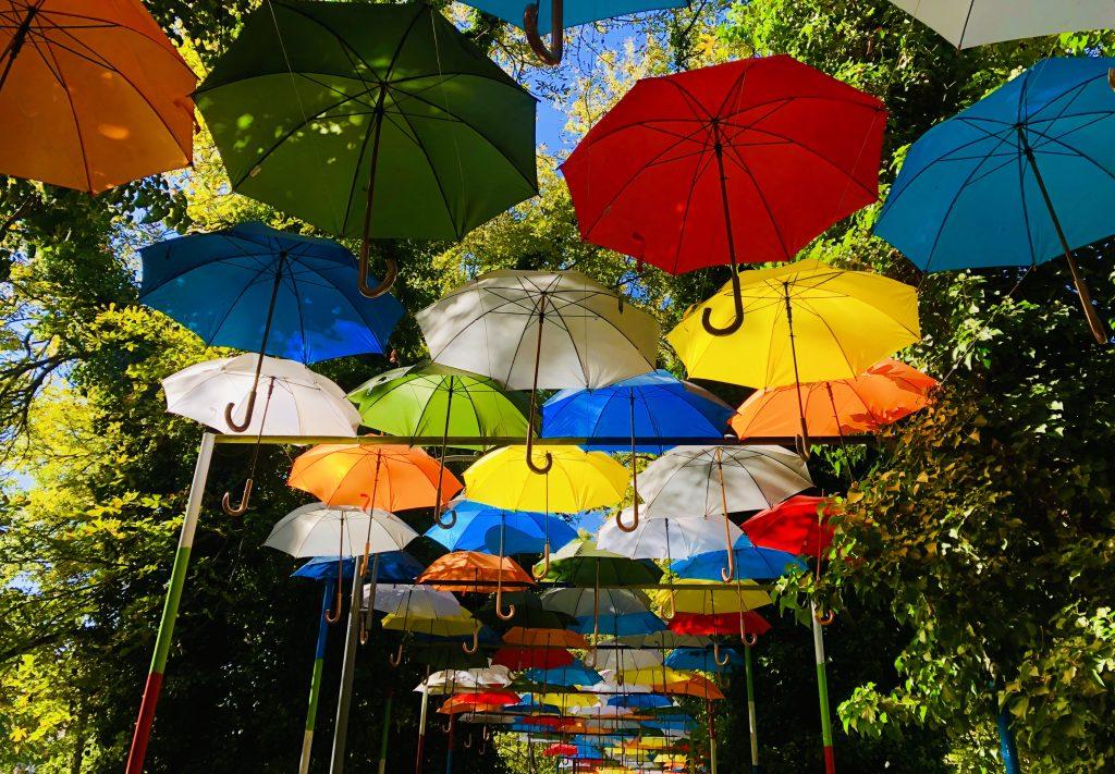 Central Park of Silistra