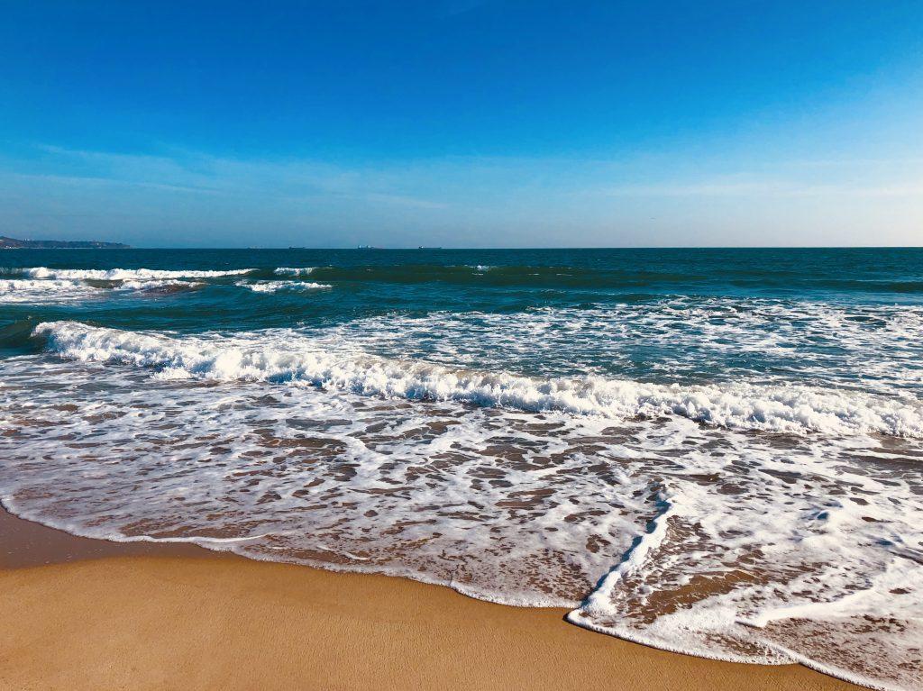 Black Sea Coast in Bulgaria