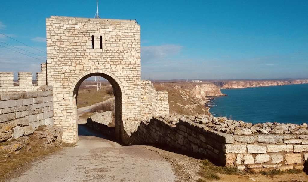 Cape Kaliakra in Bulgaria