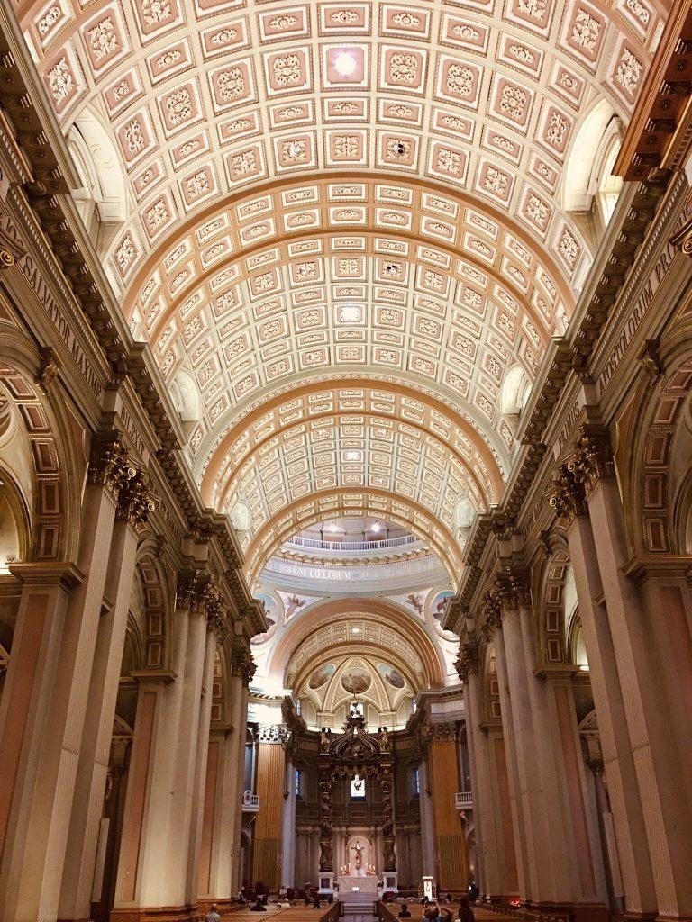 Oratory of Saint-Josheph in Montreal