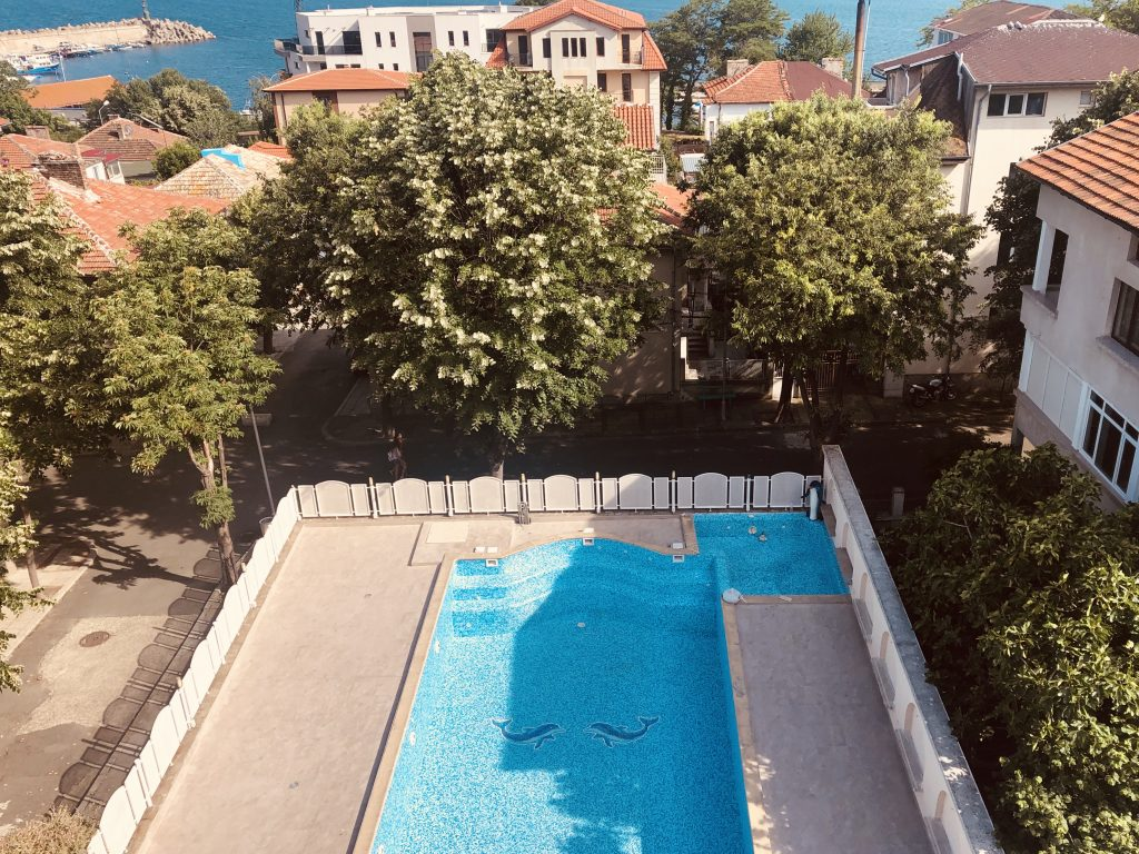 Hotel Zebra Tsarevo - swimming pool