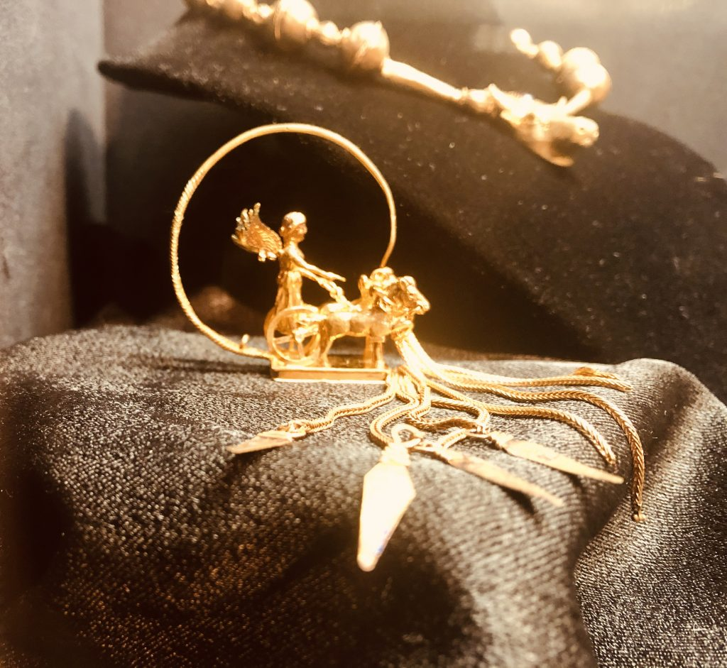 Thracian Gold Treasure of Sinemorets