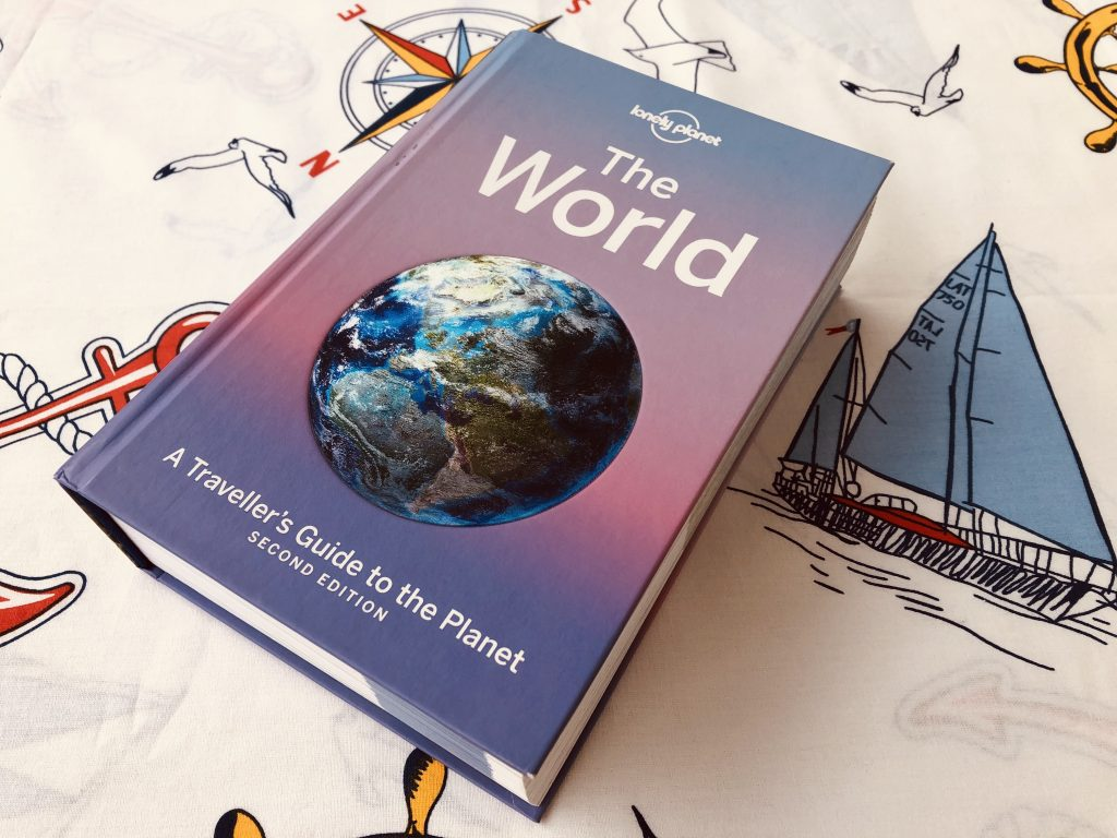 The World Lonely Planet guide