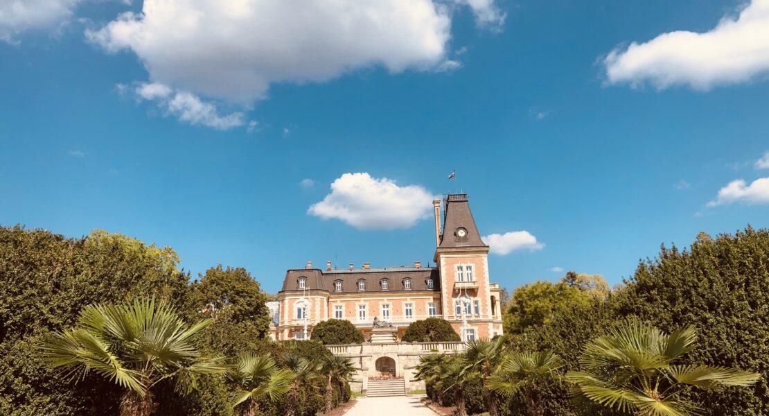 Bulgarian Versailles, Residence Euxinograd