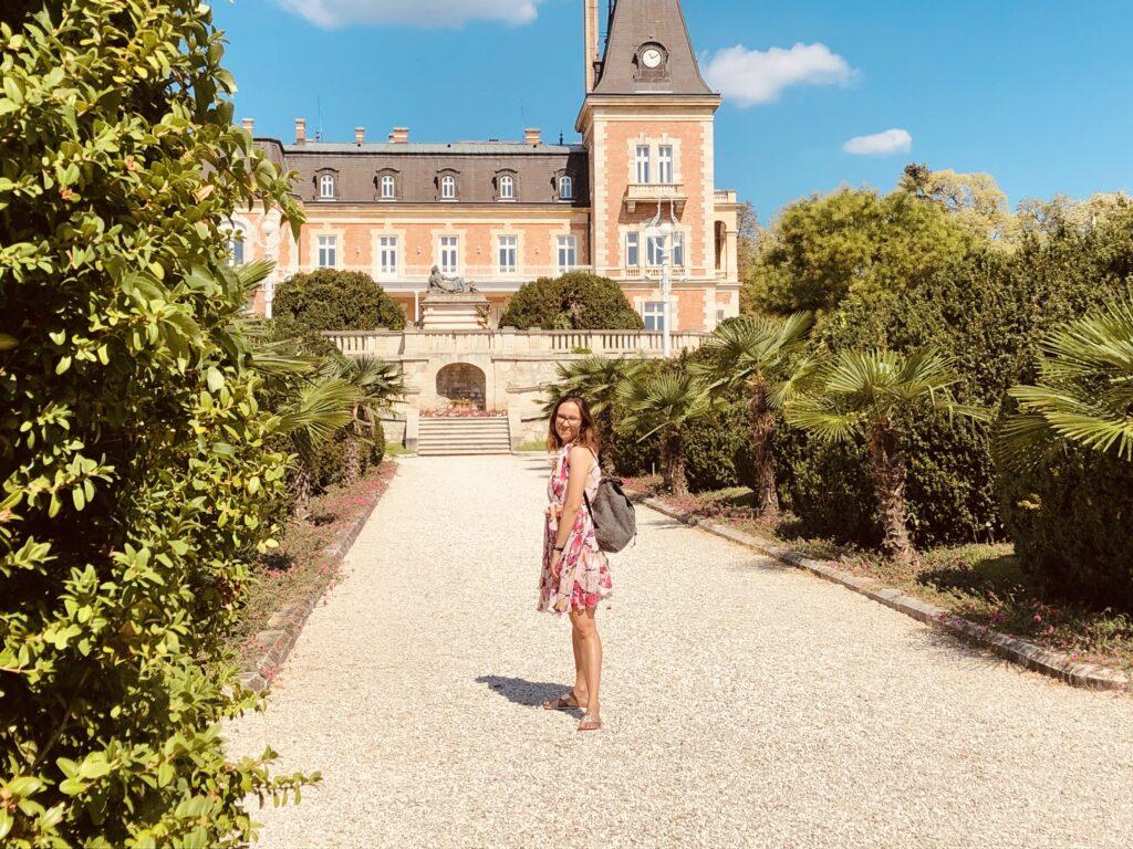Visiting Euxinograd Palace Varna