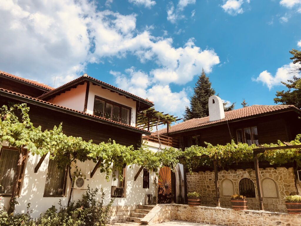 Winery Euxinograd, Residence Euxinograd