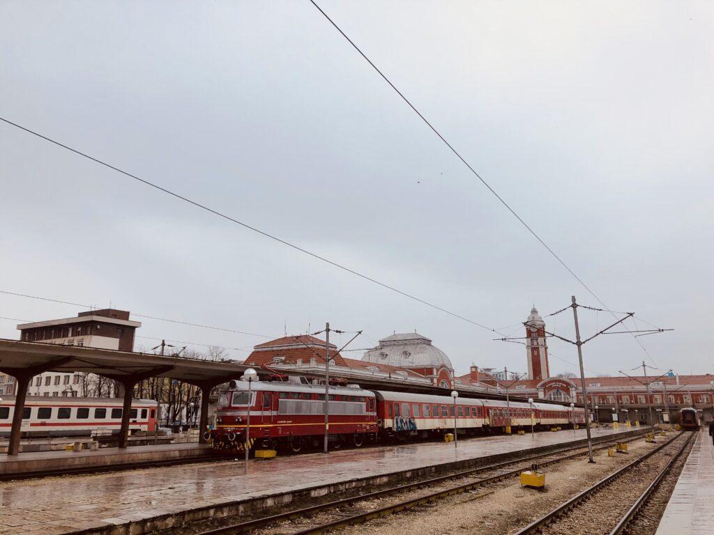 Varna Railway Station