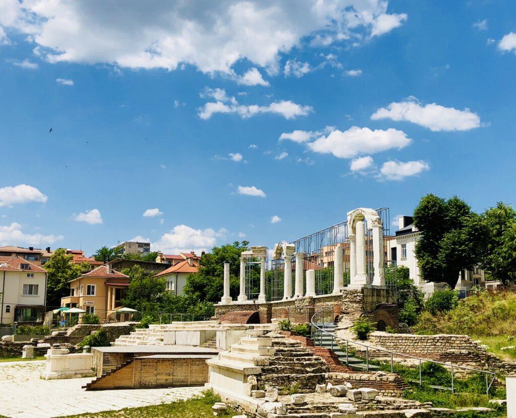 Best city to visit in October - Stara Zagora